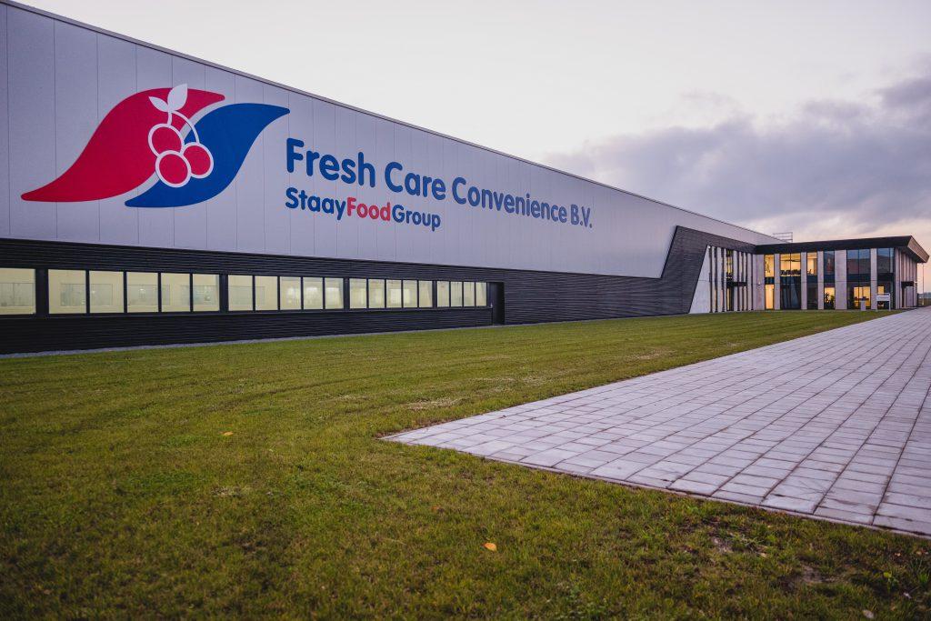 Building Fresh Care Convenience